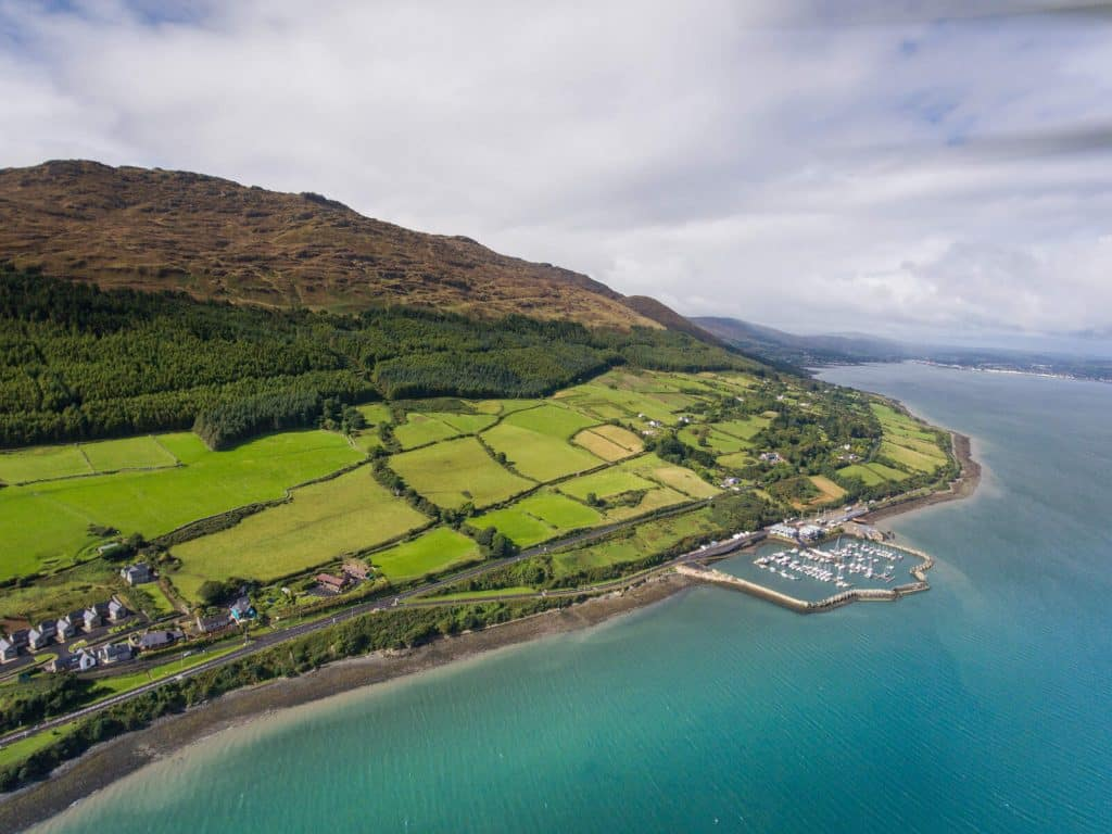 Carlingford is a great spot in Ireland's ancient northeast.