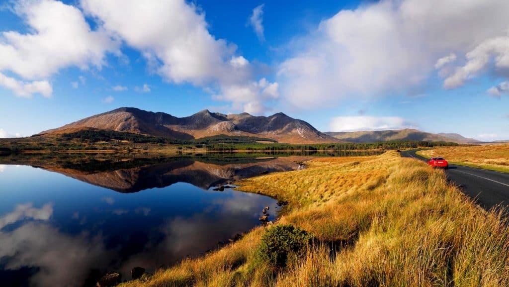 Discover the breathtaking Connemara National Park.