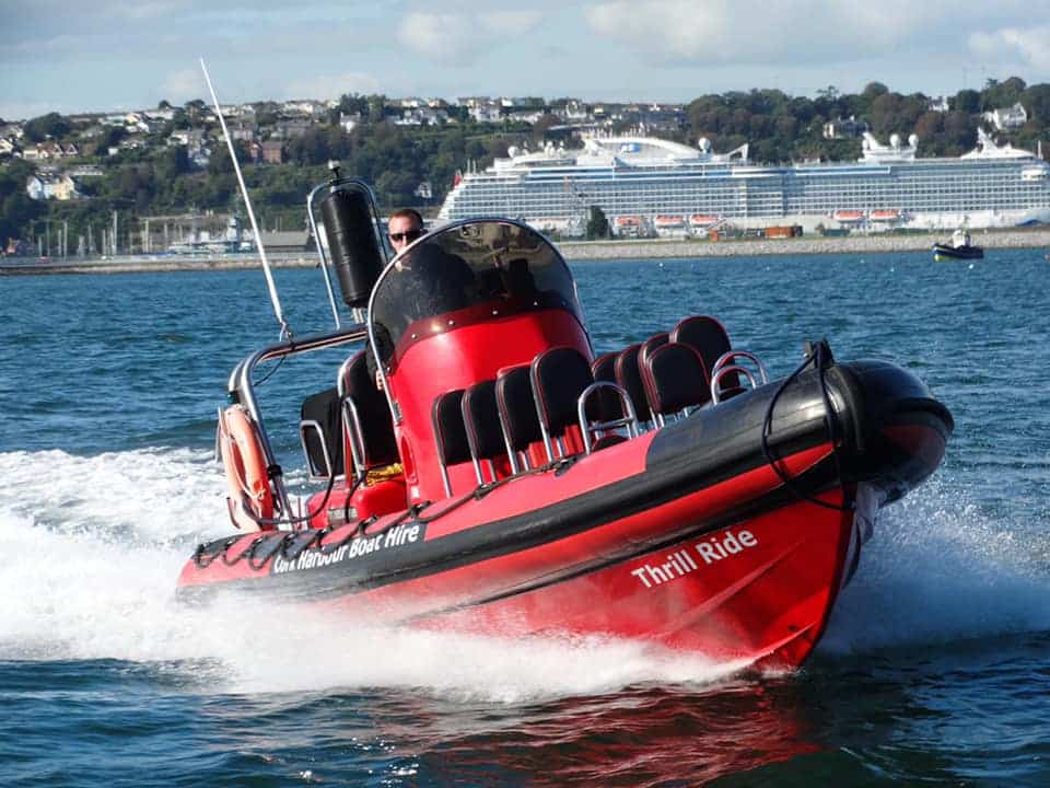 Cork Harbour Boat Hire is one of the best places for watersports in County Cork.