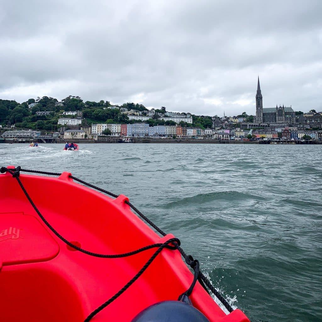 Explore Cobh with Cork Harbour Boat Hire.