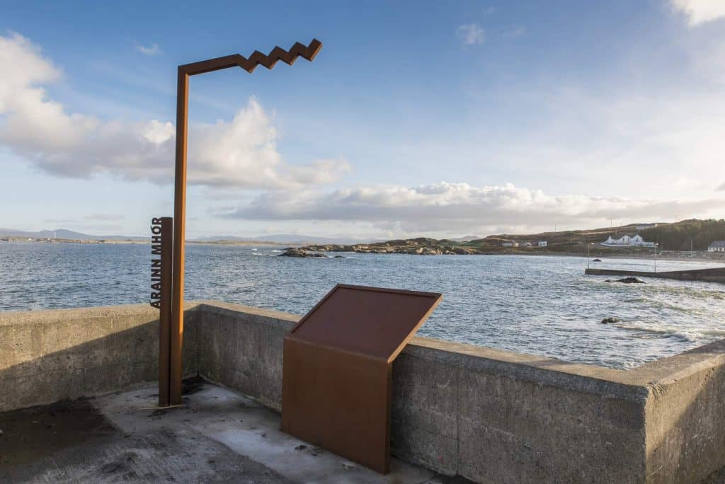 Arranmore tops our list of the best islands in Ireland.