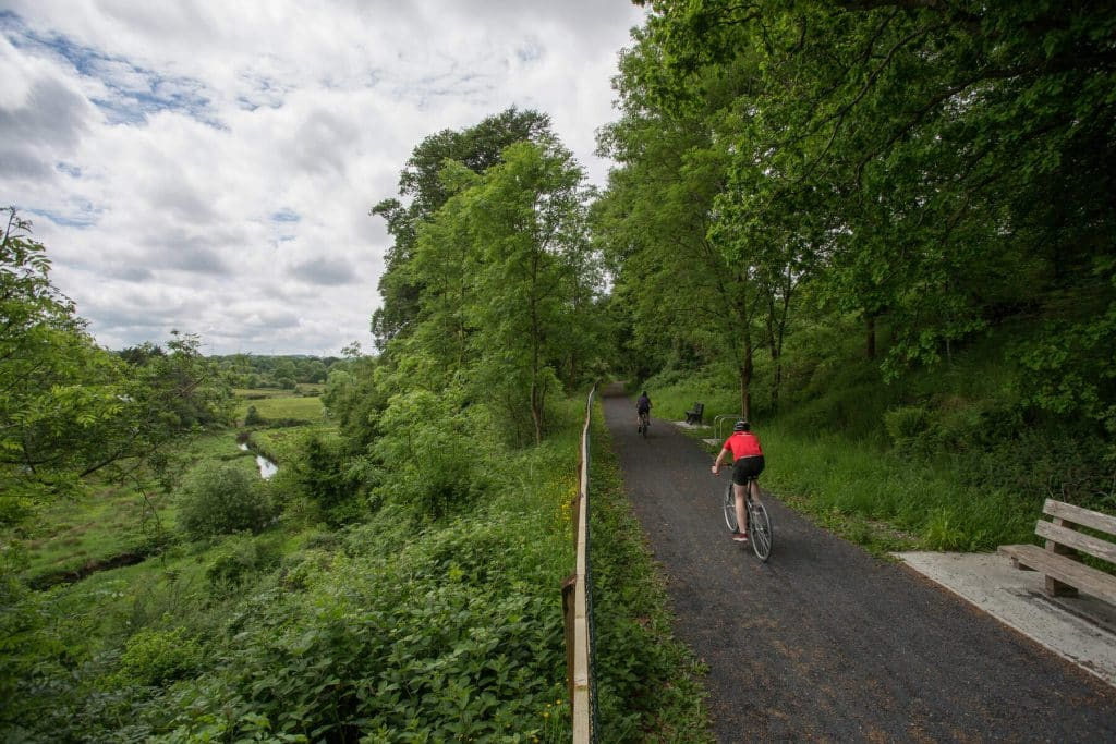 Explore the great outdoors on the new €10 million Limerick Greenway.