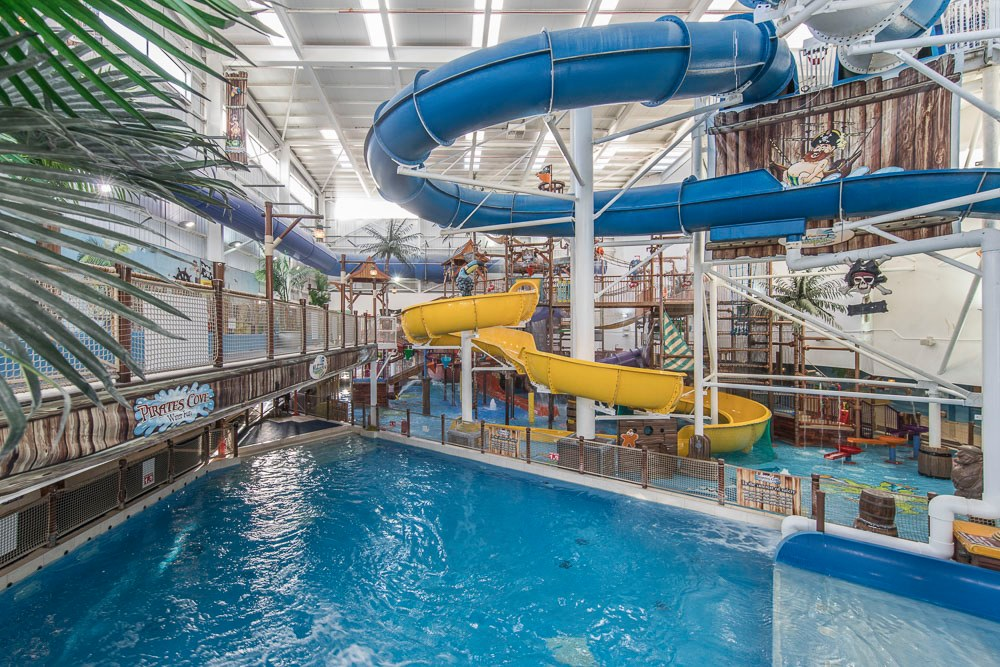 Funtasia Waterpark is a thrill-seeker's paradise.