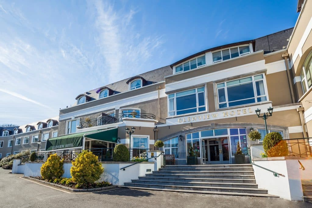 Finish your 24 hours in Greystones off with a stay at the Glenview Hotel.