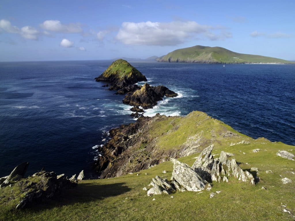 Great Blasket in Kerry is one of the best islands in Ireland to discover this summer.