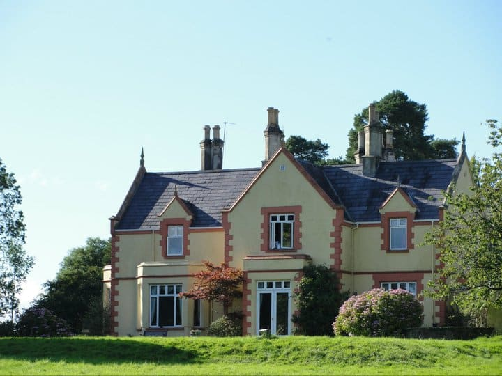 You may not know that Fermanagh is home to a Hare Krishna temple.