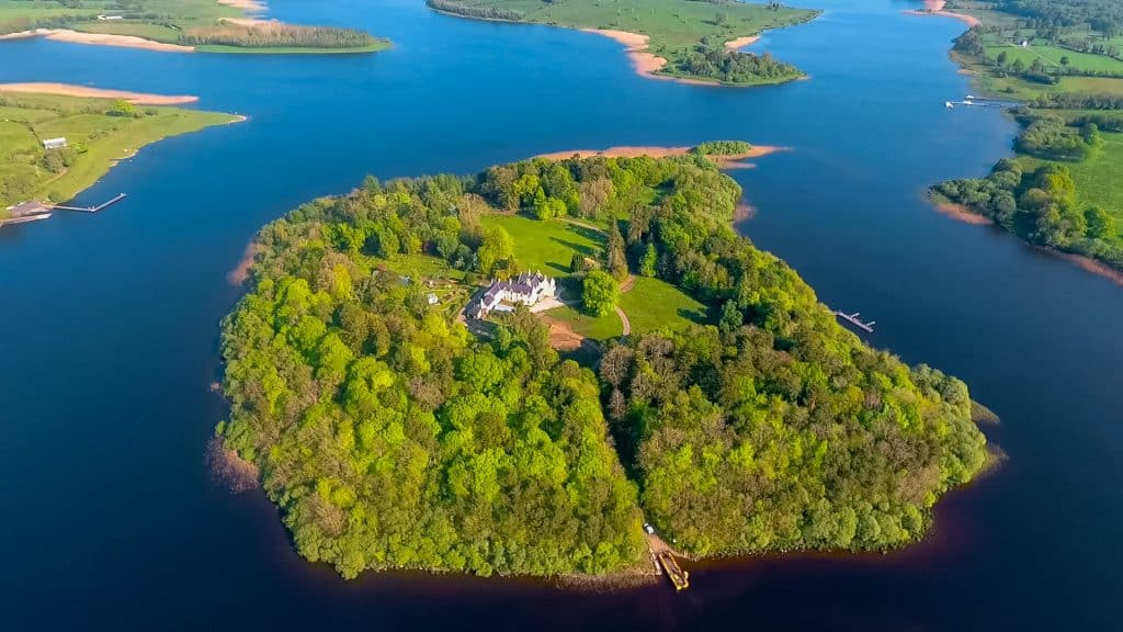 Lake Isle Retreats is one of the best hidden gems in County Fermanagh.