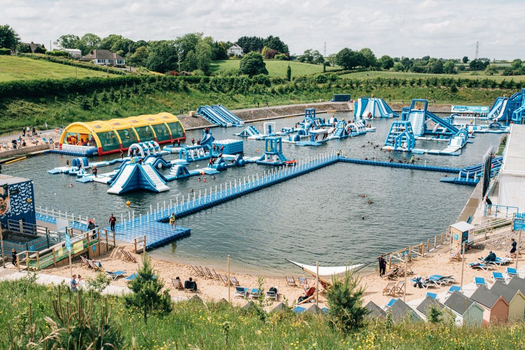 Let's Go Hydro is undoubtedly one of the best waterparks in Ireland.