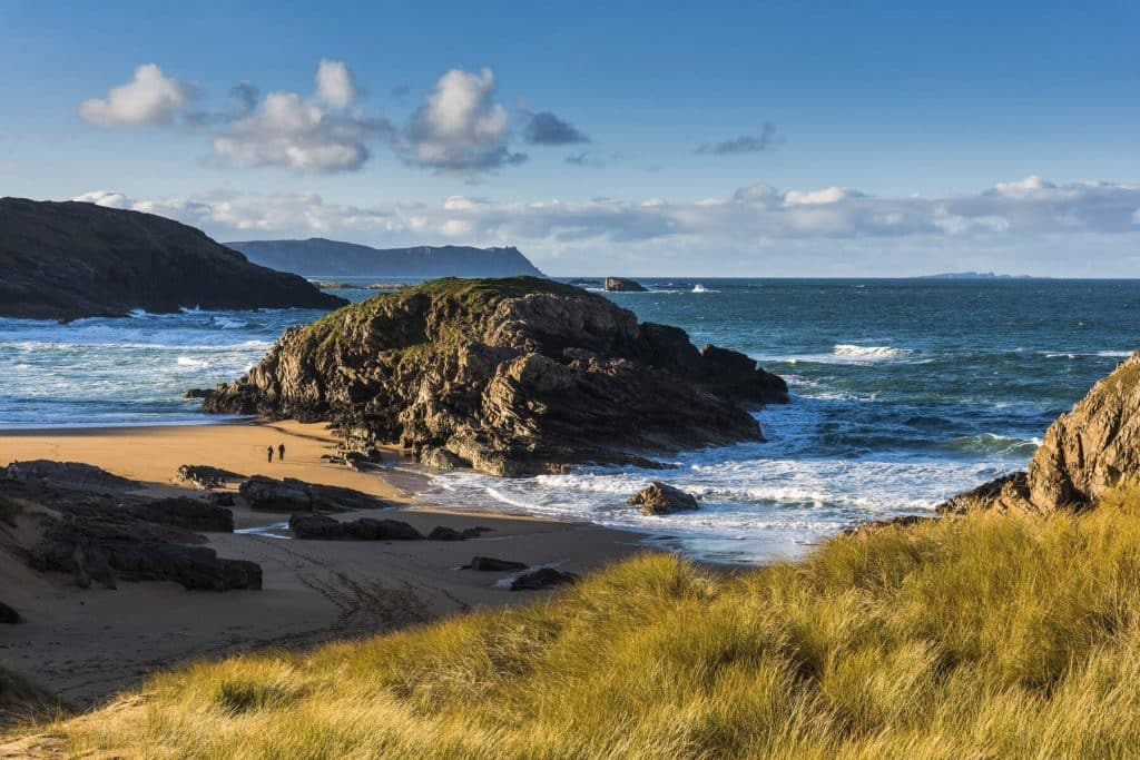Donegal is voted Ireland's most scenic county.