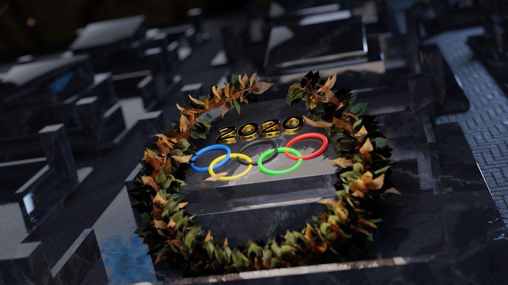 Irish rowers win Olympic Gold.