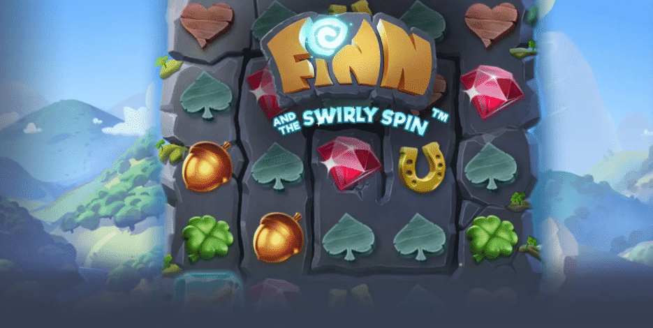 Finn and the Swirly Spin is a game of symbols.