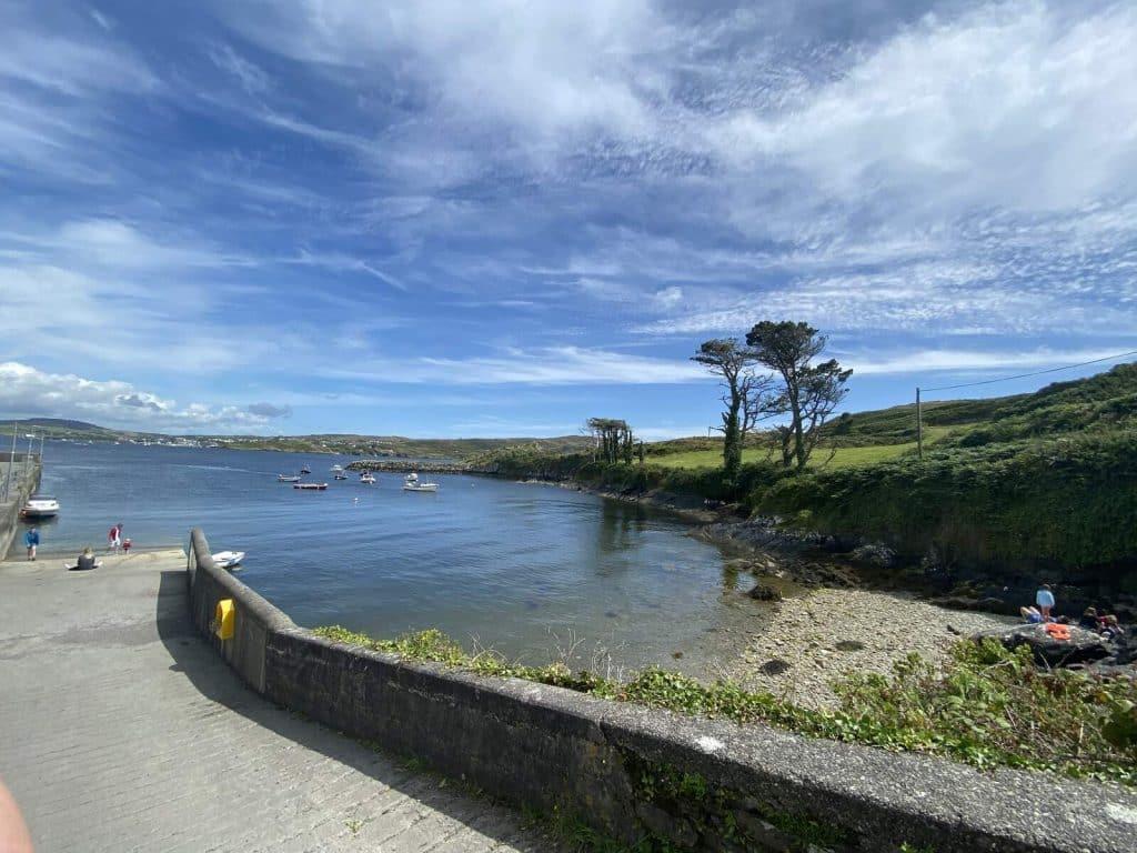 Sherkin Island is one of the best islands in Ireland.