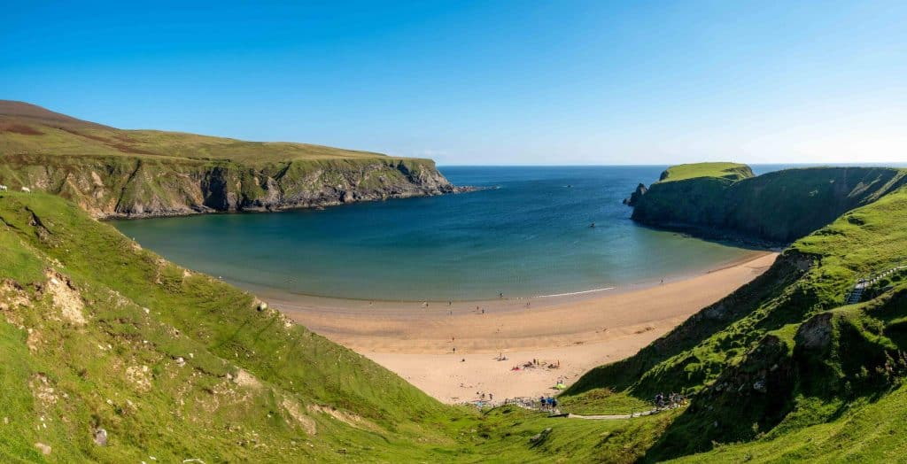 Photographers name Donegal as the most scenic county in Ireland.