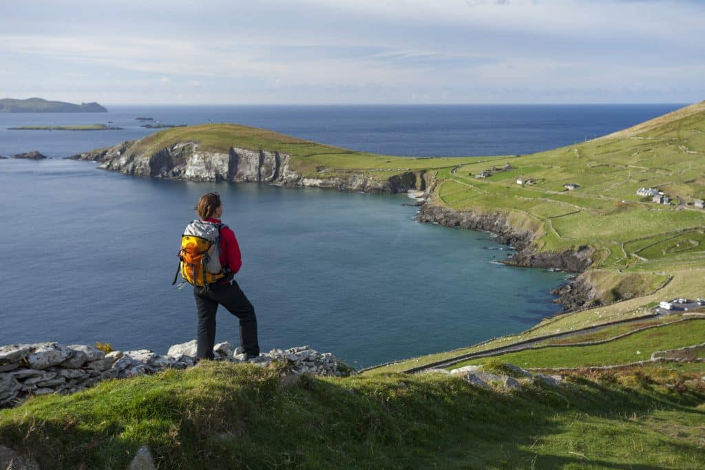 One Irish hiking trail was named the most beautiful in the world.