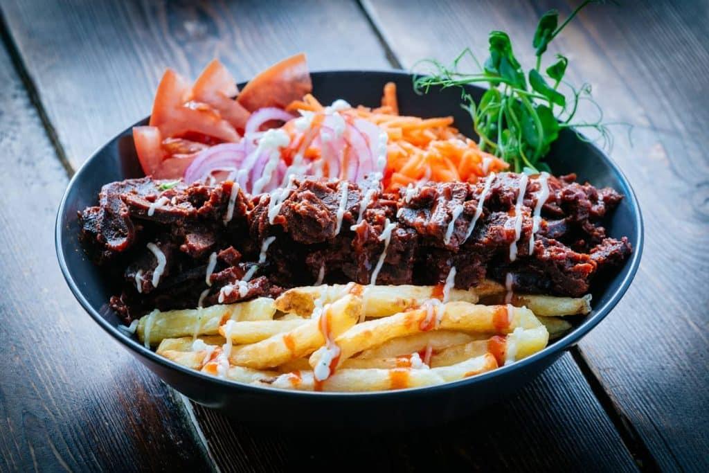 Sova Vegan Butchers is a must-visit.