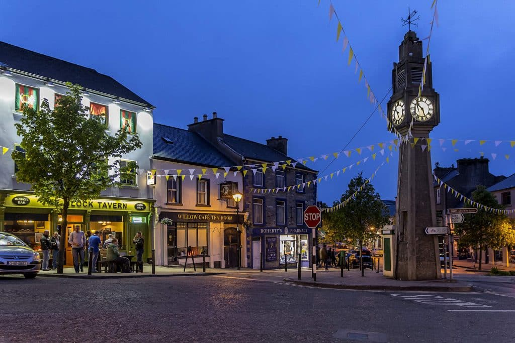 Westport tops our list of best places to live in Ireland.