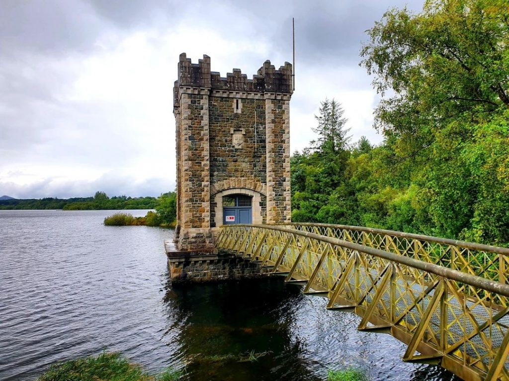 The Vartry Reservoir is a must-visit spot for scenic views.