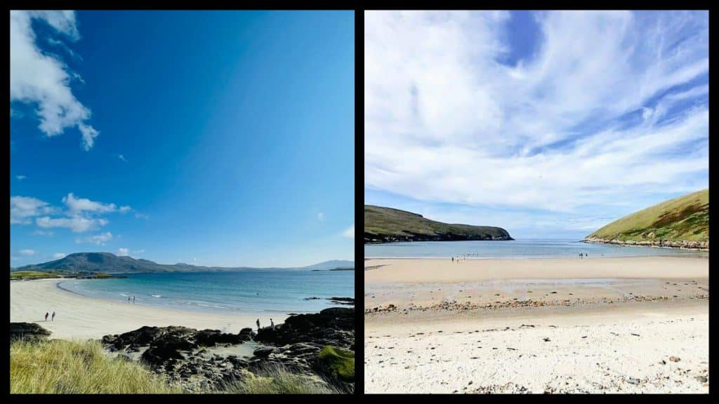 Here are some of the best beaches in Mayo.