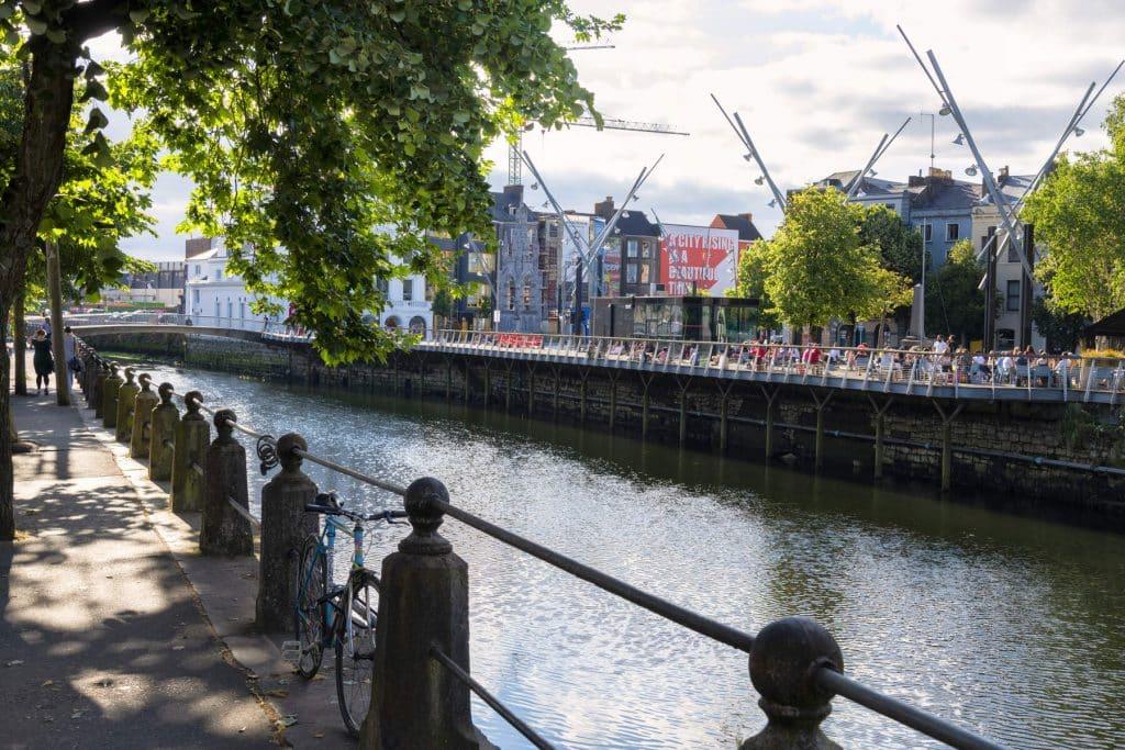 Bag a city escape to Cork.