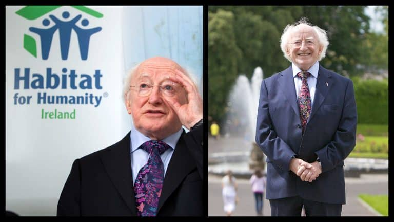 Here are ten facts about Michael D.Higgins that you probably didn't know.