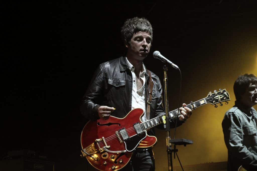 Noel Gallagher is a fan of the band.