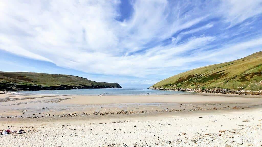 Portacloy Beach is one of Mayo's greatest hidden gems.
