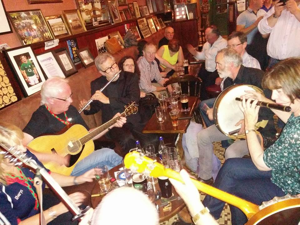 Rouse's is one of the best places to listen to live Irish music in County Mayo.