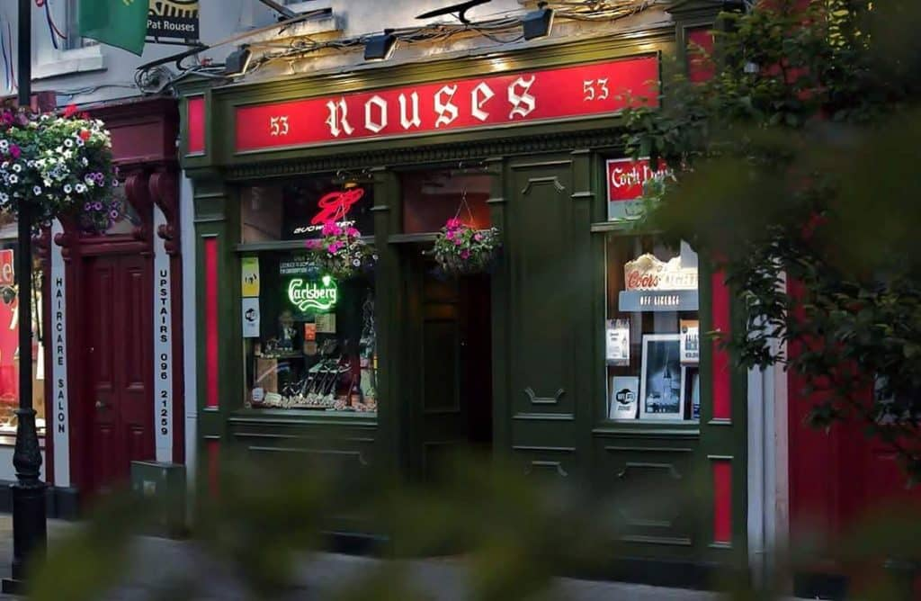 Rouse's is one of the oldest pubs in Ballina.