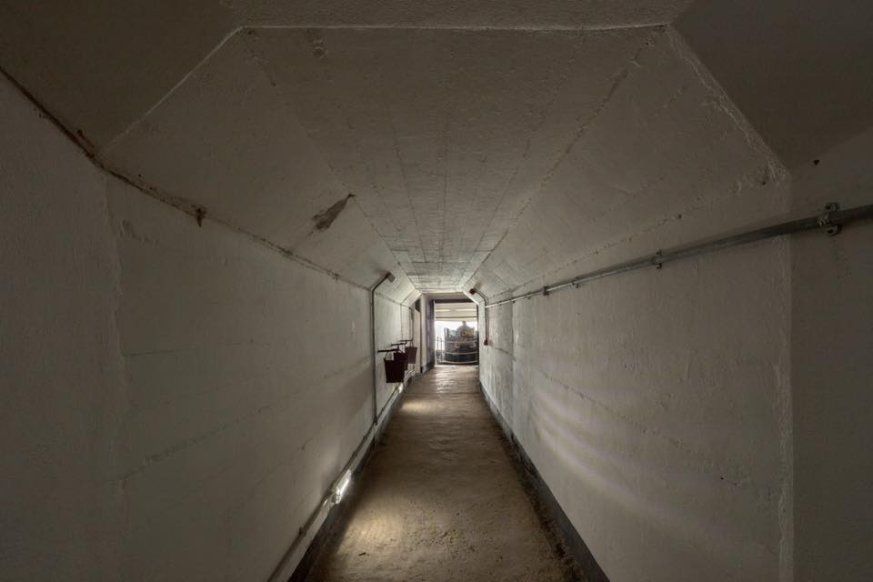 What to expect from Spike Island's 'labyrinth of tunnels'.