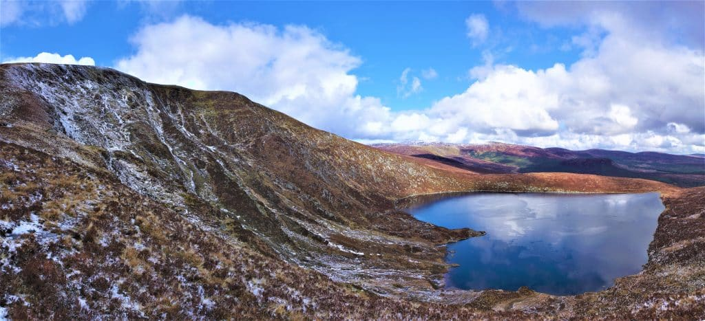 Lough Ouler is one of the best hidden gems in County Wicklow.