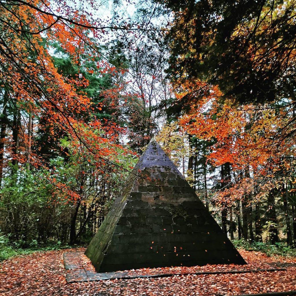 Garvagh Forest Pyramid is one of the best hidden gems in Northern Ireland.