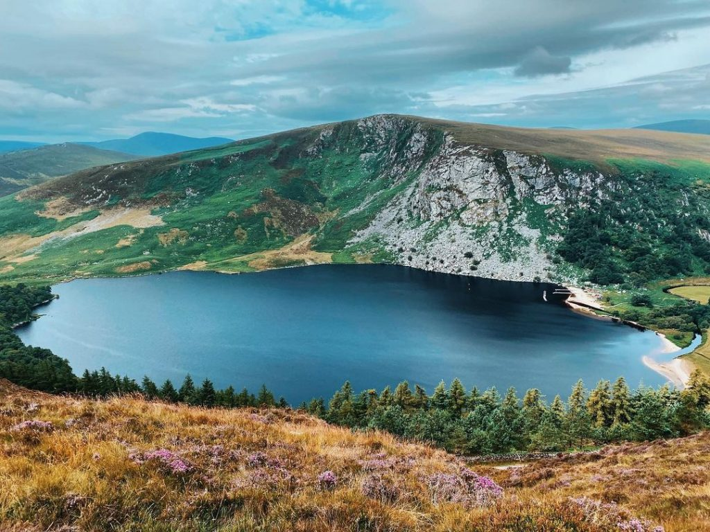 Another of the most iconic P.S. I Love You film locations in Ireland is Sally Gap in the Wicklow Mountains.
