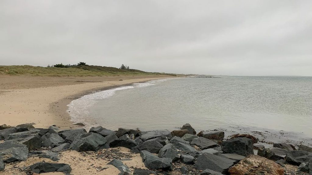 Rosslare Strand Beach is one of the best beaches in Wexford.