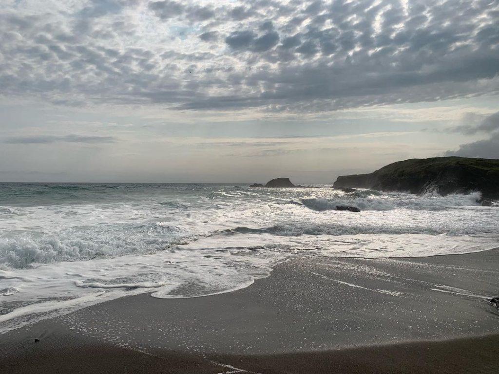 Castlefreke is one of the best surfing spots in Ireland.