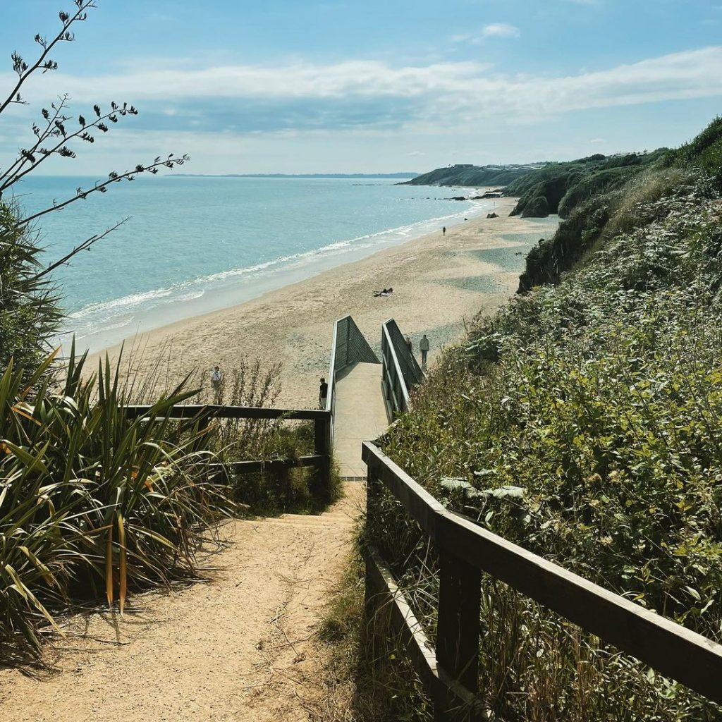 Ballymoney Beach is certainly one of the best beaches in Wexford.