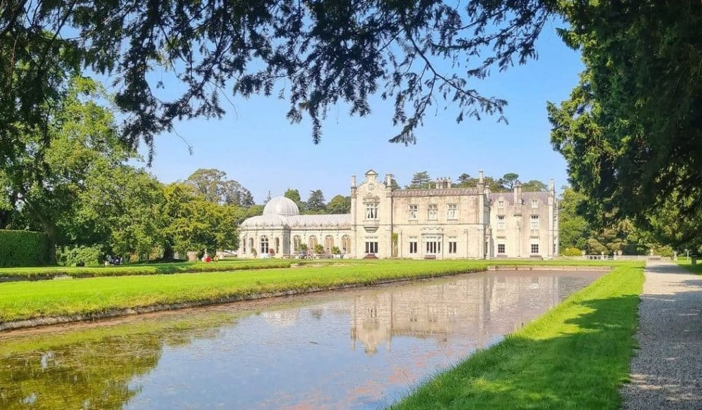 Kilruddery House is one of the most stunning P.S. I Love You film locations in Ireland.