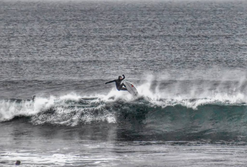 Easkey is one of the best surfing spots in Ireland for expert surfers.