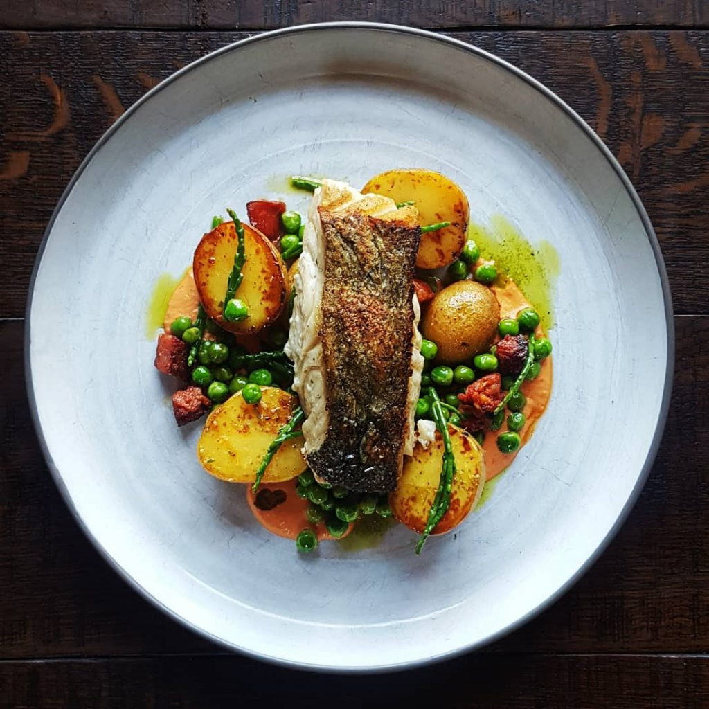 The Parson's Nose has been named as one of the top gastropubs in the UK for its gourmet food.