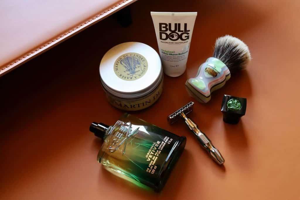 Bulldog Sensitive Aftershave Balm is great for sensitive skin.