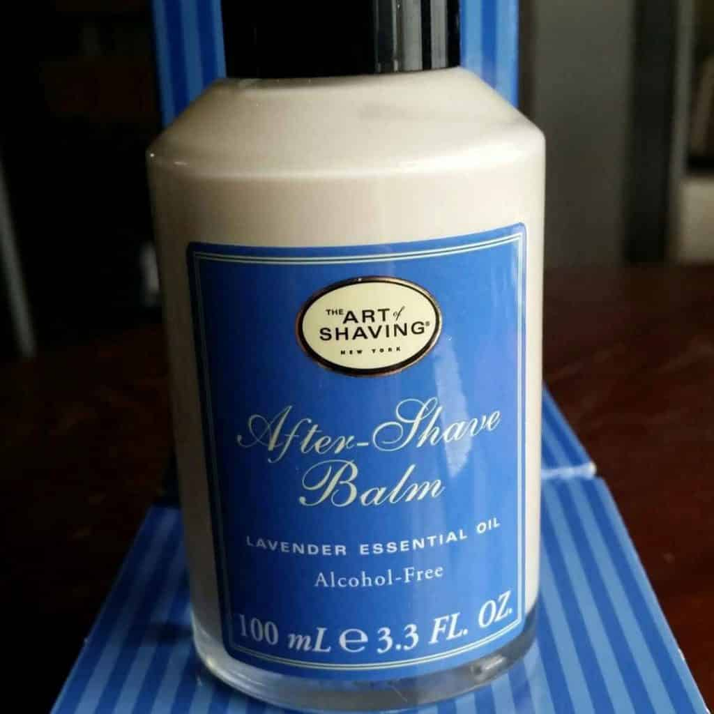 Art of Shaving Aftershave Balm tops our list of aftershaves for Irish men that everyone loves.