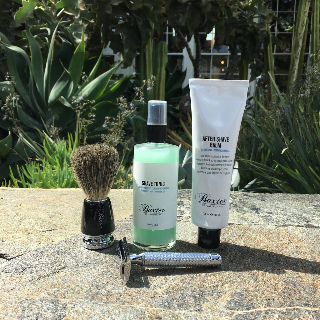 Baxter of California Aftershave Balm is one of the aftershaves for Irish men that everyone loves.