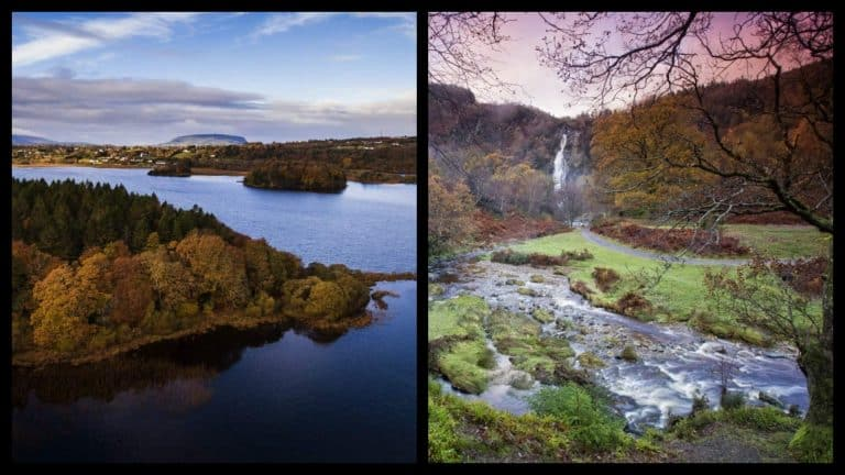 Here are the top ten most beautiful Counties in Ireland to live in.