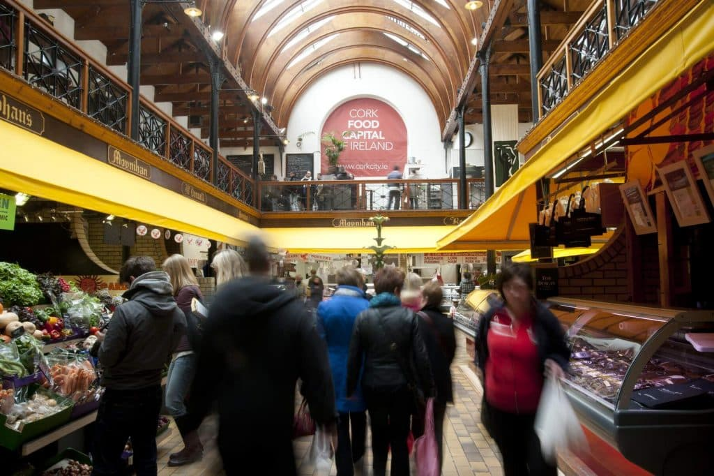 Cork is next on our list of places in Ireland to staycation this September.