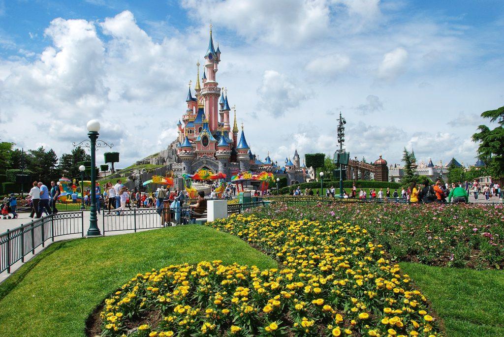 Disneyland Paris topped the rankings.