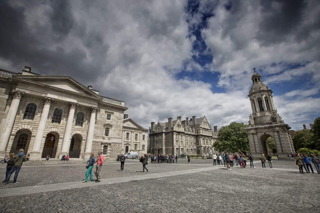 Start your five-day Ireland itinerary in Dublin.