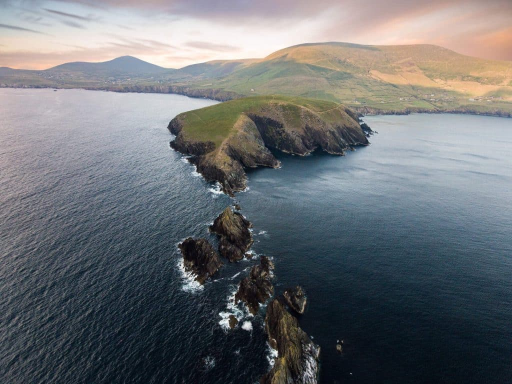 Kerry named Ireland's best holiday destination.