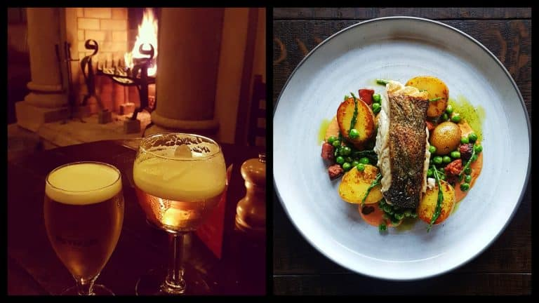 Big 7 Travel has named The Parson's Nose as one of the top gastropubs in the UK.