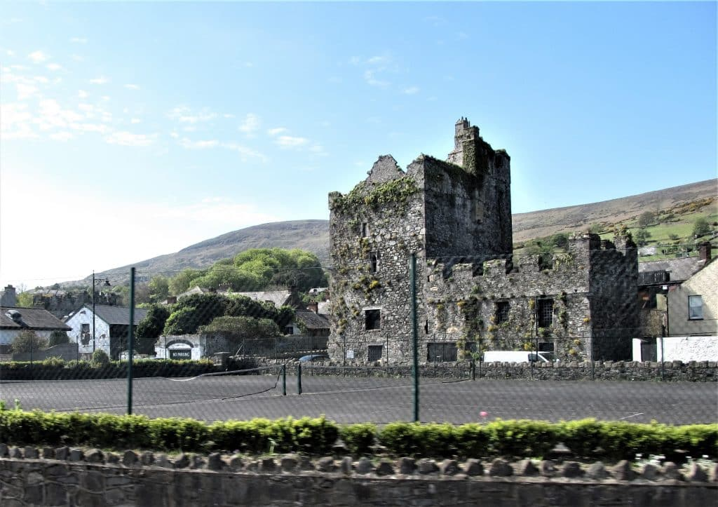 Taking a tour of the Medieval town is one of the best things to do in Carlingford.