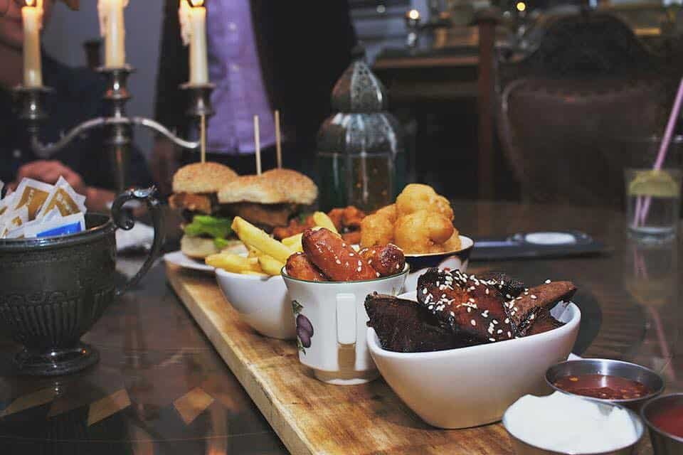 Harlem tops our list for places for the best lunch in Belfast.