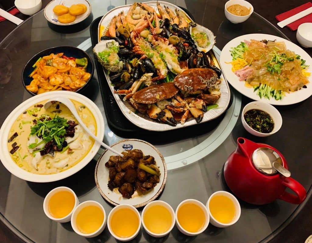 Head to Jin Restaurant for amazing Chinese BBQ.